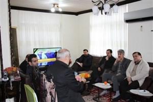 دانشگاه آزاد اسلامی مدیون رشادتهای شهداست