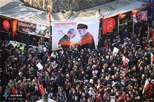 آمادهباش صد درصد پلیس تا پایان مراسم تشییع پیکر شهید سردار سلیمانی