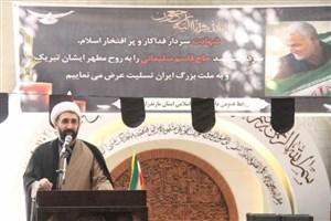 پیروزی نهایی جبهه مقاومت با شهادت سردار سلیمانی آغاز شد