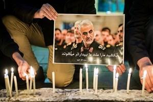 برگزاری  شام غریبان سردارقاسم  سلیمانی؛ فردا در سراسر ایران
