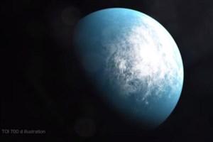 کشف اولین سیاره قابل سکونت در فضا