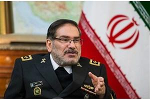 شمخانی: قرار است راهبرد فشار حداکثری بر ایران با کلیدواژه کرونا تکمیل شود