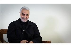 سرباز؛ قاسم سلیمانی