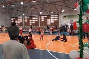 محلی برای پرورش نسلی جدید از استعدادهای ورزشی بومی