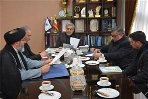 امضای تفاهم نامه همکاری واحد مشهد و دانشگاه کوت عراق