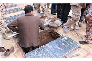 مراسم خاکسپاری پیکر شهید سردار سلیمانی به تعویق افتاد