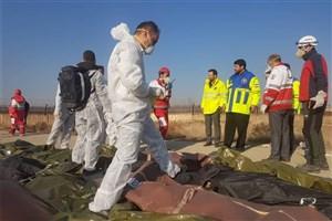 خانواده های قربانیان سقوط هواپیما به ادارات  استان محل سکونت خودمراجعه کنند