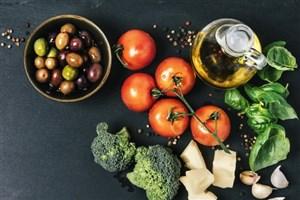 تاثیر رژیم غذایی بر سلامتی ذهن