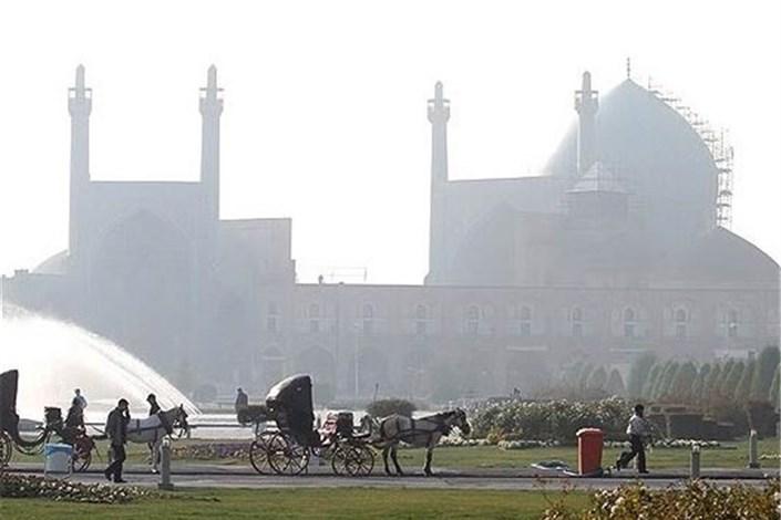 مشکلات زیست محیطی اصفهان