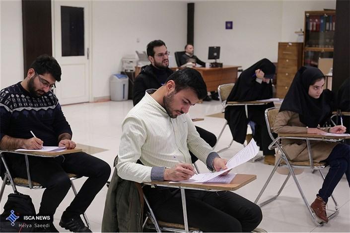 برگزاری آزمون  نهایی دوره تربیت خبرنگاری ترنج