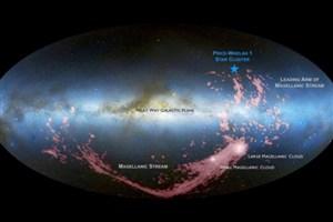 کشف ستارههای جوان راه شیری