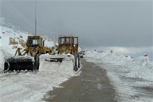 انسداد 21 جاده به دلیل نبود ایمنی و سیلاب/برف و باران در بیش از 20 استان