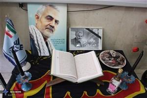 برگزاری مسابقات «یادواره سپهبد شهید حاج قاسم سلیمانی» در دانشگاه آزاد
