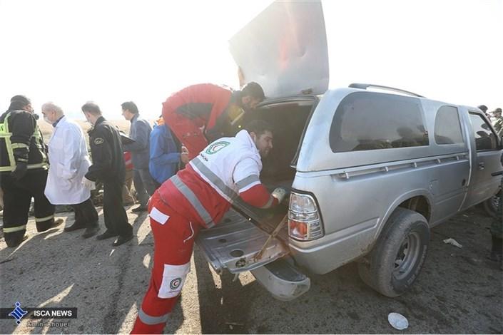 سقوط هواپیمای مسافربری اوکراینی