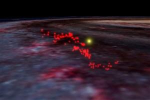 موج گازی غولپیکر در کمین منظومه شمسی