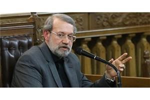 لاریجانی درگذشت پادشاه کشور عمان را تسلیت گفت
