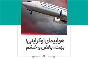هواپیمای اوکراینی ؛ بهت، بغض و خشم