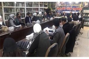 آغاز صدمین دوره آموزش زبان فارسی در دمشق