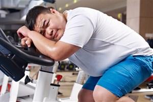 دیگر ورزش نکنید!