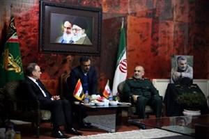 شهید سلیمانی معمار شکستهای آمریکا و رژیم صهیونیستی در منطقه بود