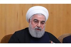 روحانی: موشکباران عینالاسد پنتاگون را ۲۴ ساعت بیدار نگه داشت