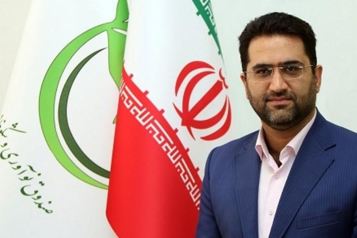 معاون ارتباطات و امور بینالملل صندوق نوآوری و شکوفایی یاسر عرب نیا