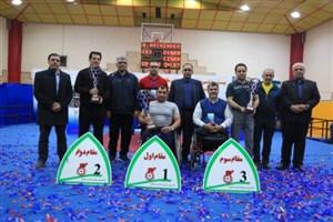 تیمهای برتر وزنهبرداری جانبازان و معلولین قهرمانی کشور معرفی شدند