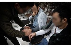 بازداشت اعضای باند شرکت هرمی در کرج