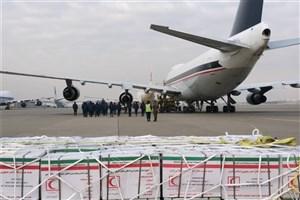 ارسال چهارمین محموله کمکرسانی ارتش به مناطق سیل زده سیستان و بلوچستان