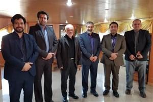 همکاری علمی تحقیقاتی دانشگاه آزاد اسلامی استان مازندران و فناوریهای نوین آمل بررسی شد