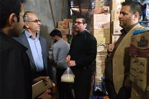 ارسال کمکهای غیرنقدی دانشگاه آزاد اسلامی به مناطق سیلزده