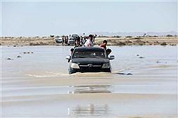 حجم سیلاب سیستان و بلوچستان سه و نیم برابر سیل گلستان بود