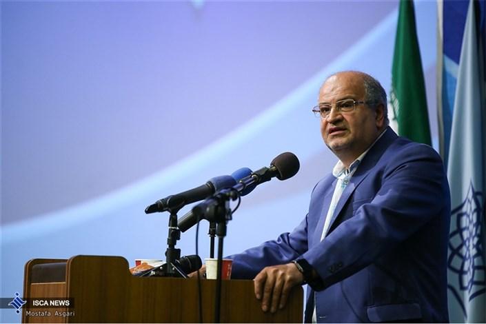 مراسم تکریم و معارفه سرپرست دانشگاه علوم پزشکی  شهید بهشتی