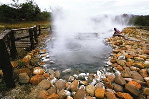 Iran Medical Tourism Opportunities/ Hot  Water Springs