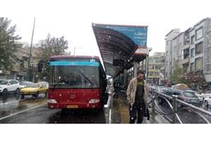 تجهیز ۶۰۰۰ اتوبوس پایتخت به زنجیر چرخ و ضدیخ