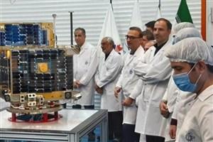 ماهوارهبر سیمرغ مامور انتقال ظفر به فضا شد