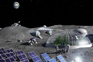 تولید اکسیژن از ماه