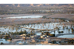Flood Strikes Iran's Southeastern Province