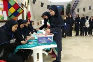 انتخابات دهمین دوره مجلس دانشآموزی آغاز شد