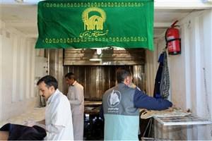 باران همدلی رضوی در سیستان و بلوچستان/ کمک خادمیاران سلامت