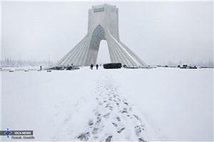 تهرانی ها امشب منتظر برف باشند/ دمای منفی ۱۹ درجه در شهرکرد