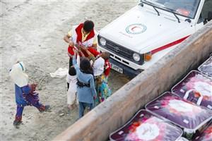 ارسال بیش از ۱۸ هزار پتو برای سیلزدگان سیستان وبلوچستان