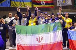 ایران قهرمان سومین دوره مسابقات جهانی ورزشهای زورخانهای و کشتی پهلوانی