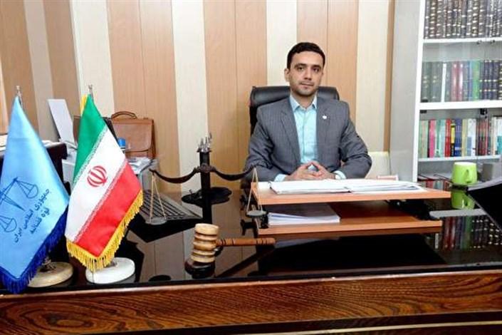 محسن گل محمدی - دادستان ایرانشهر