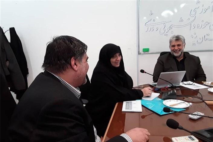 دیدگاه دانشگاه آزاد اسلامی به ورزش فرهنگی است