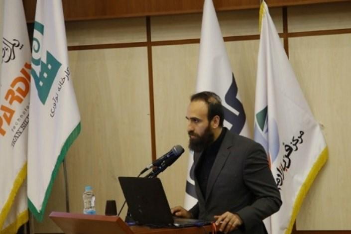 میلاد صدرخانلو رئیس شبکه فن بازار ایرانیان