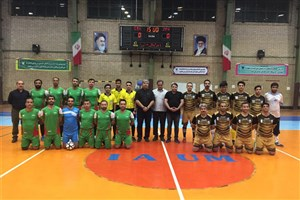 برگزاری مسابقات ورزشی دهه فجر و بزرگداشت سپهبد سلیمانی
