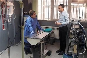 مرحله دوم آزمون بورد تخصصی گروه دامپزشکی دانشگاه آزاد اسلامی برگزار شد