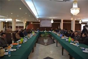 کارگاه ضوابط و معیارهای گزینش در مشهد برگزار شد