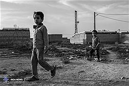 فقر در همسایگی طلای سیاه